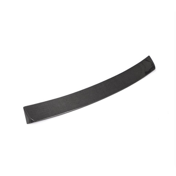 For BMW 6 Series F13 640i 650i 640d M6 Coupe 13-18 Carbon Fiber Rear Roof Spoiler Window Wing Lip