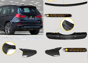 For BMW X5 F15 M Sport Sport Utility 14-18 Auto Carbon Fiber Package Wide Body Kit