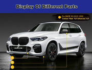 For BMW X5 G05 M Sport SUV 19UP Auto Carbon Fiber Package Wide Body Kit