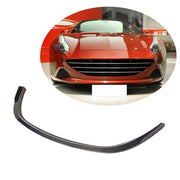 For Ferrari California T Base Convertible 15-18 Carbon Fiber Front Bumper Lip Spoiler Body Kit