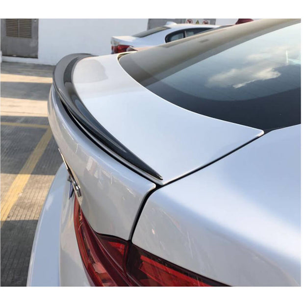 For BMW 6 Series G32 630i 640i xDrive GT 17-20 Carbon Fiber Rear Trunk Spoiler Boot Wing Lip