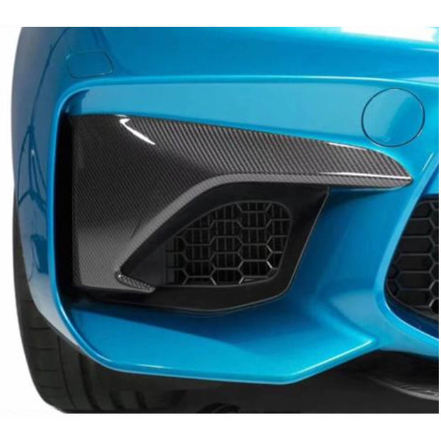 For BMW 2 Series F87 M2 Coupe 2016-2020 Carbon Fiber Front Bumper Air Vent