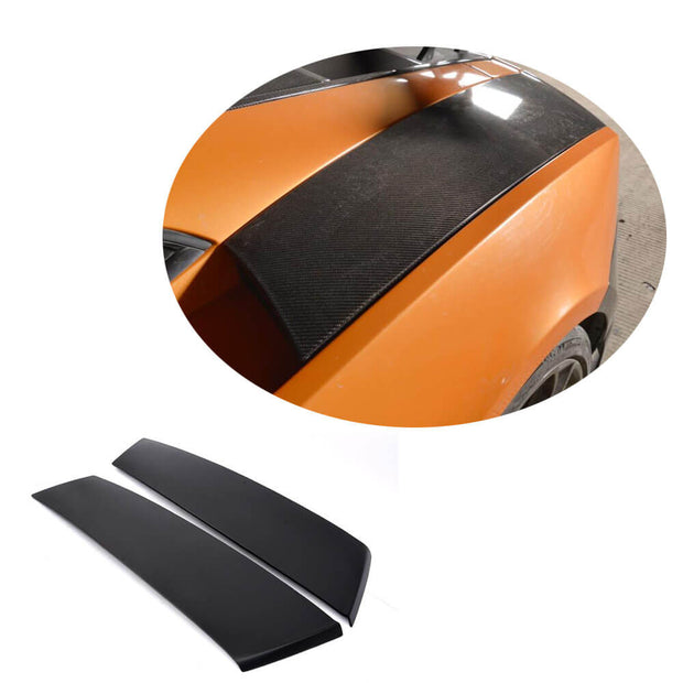 For Lamborghini Gallardo 09-14 Carbon Fiber Side Vent Air Fender Canards Body Kits