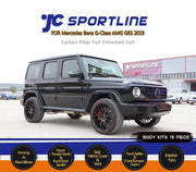 For Mercedes Benz W463 G63 AMG Wagon 19UP Auto Carbon Fiber Package Wide Body Kit
