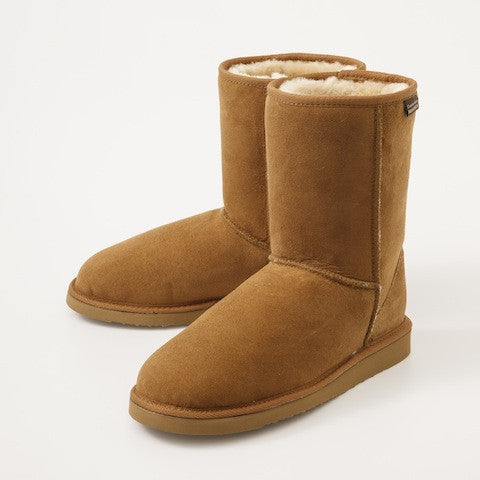 OXFORD LOW Sheepskin Boots