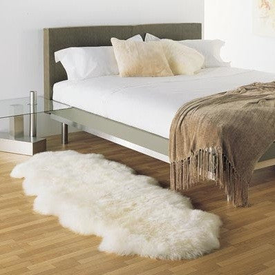 BOWRON SHEEPSKIN RUG (GoldStar) - DOUBLE
