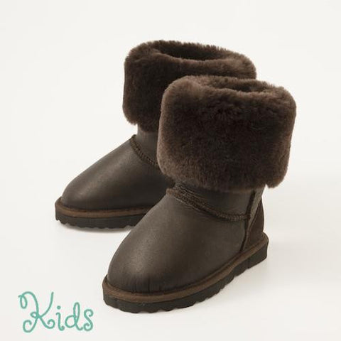 KIDS NAPPA Sheepskin Boots