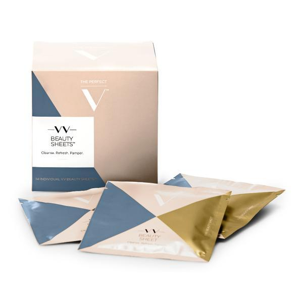 VV Beauty Sheets | Perfect V
