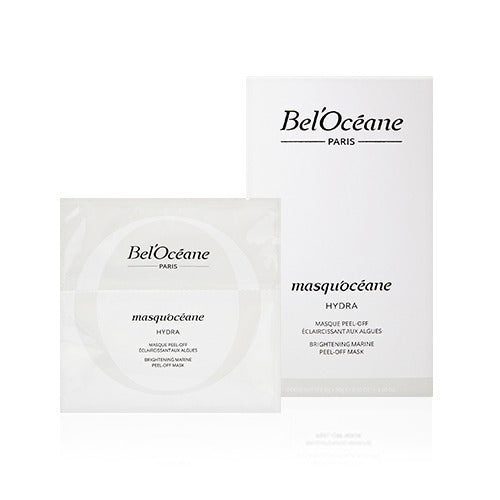 BRIGHTENING MARINE PEEL-OFF MASK