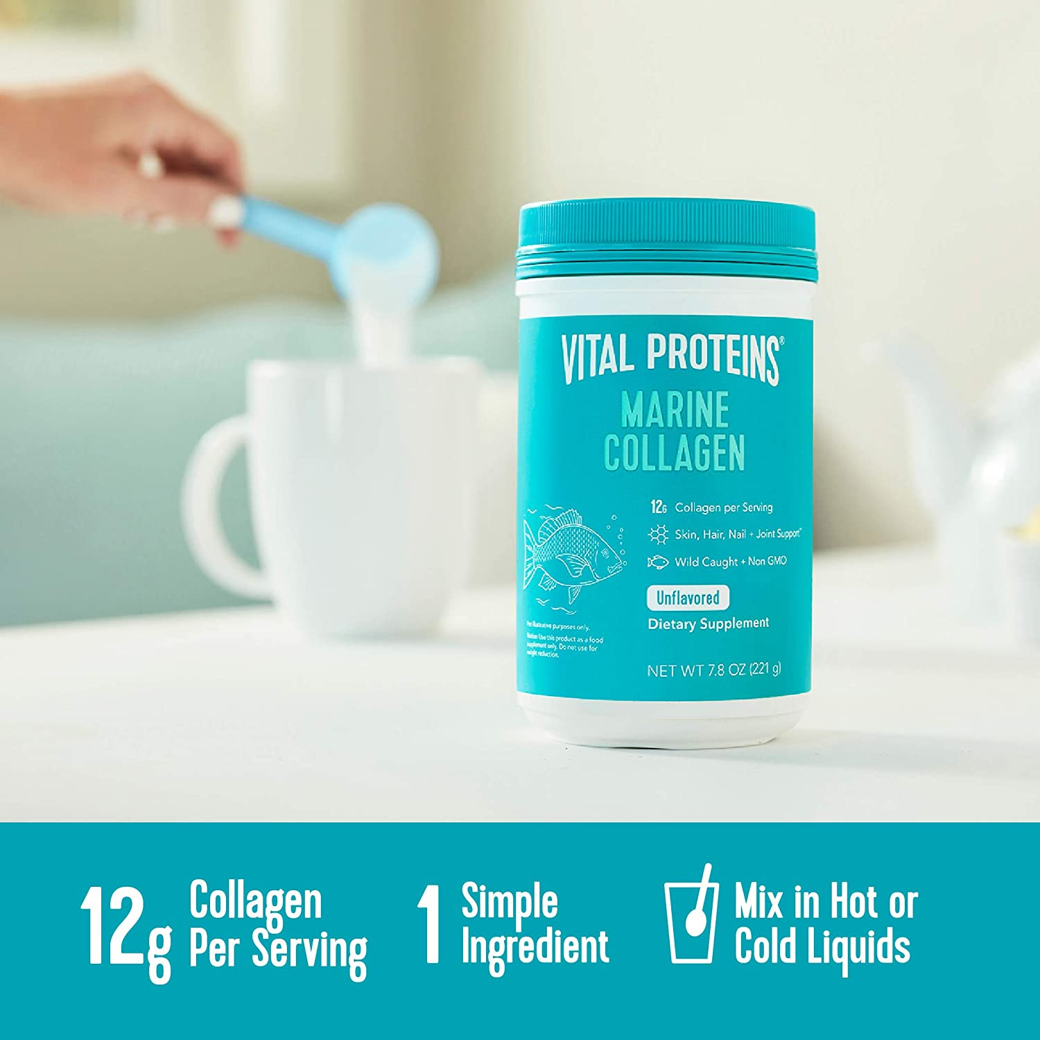 Marine Collagen - Unflavored | Vital Proteins