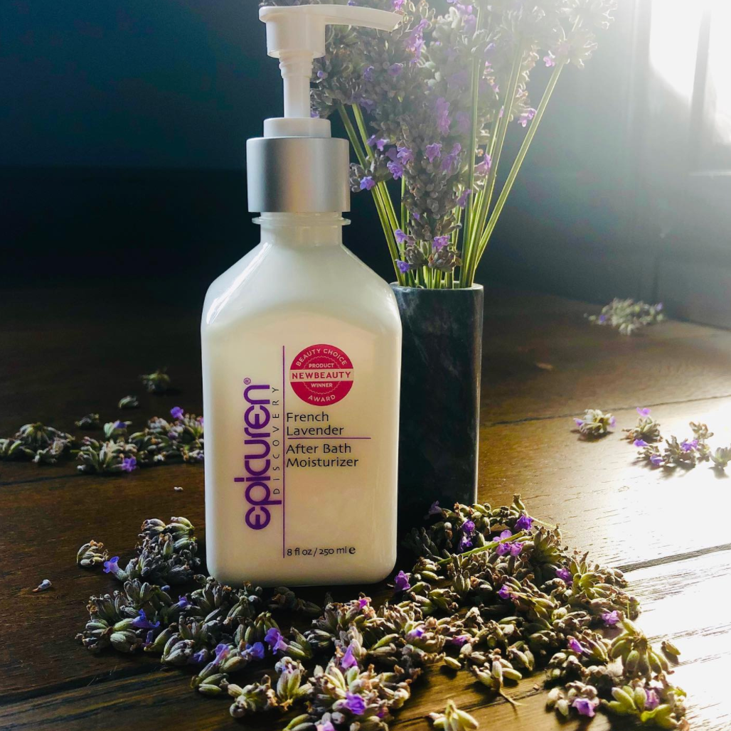 French Lavender After Bath Moisturizer | Epicuren Discovery