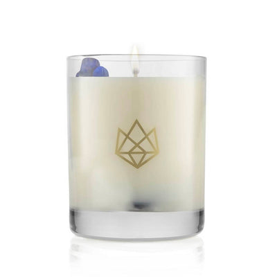 Calm Glass Candle | Aluminate Life