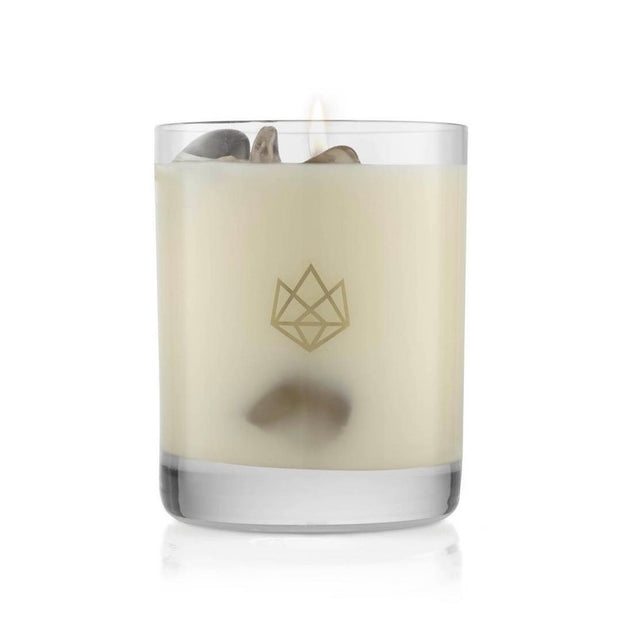 Defense Glass Candle | Aluminate Life