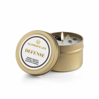 Defense Candle Tin  | Aluminate Life