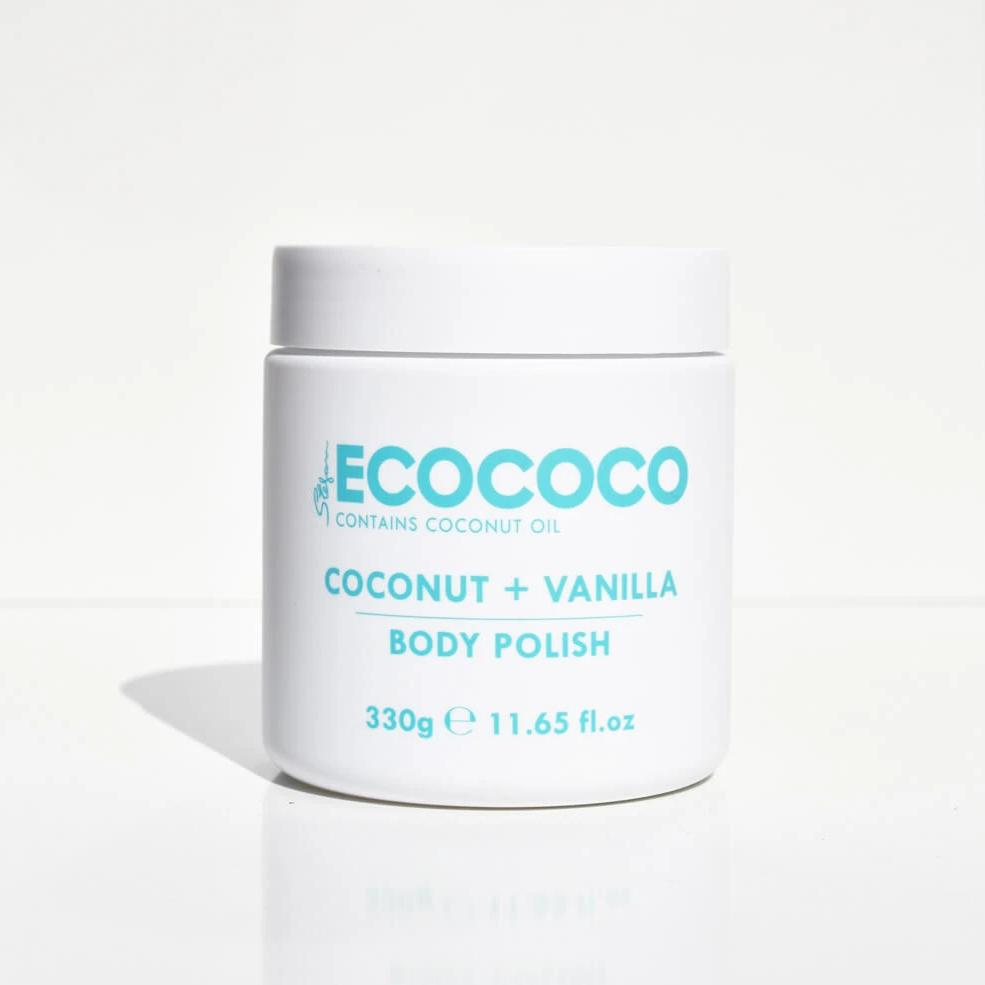 Coconut + Vanilla Body Polish