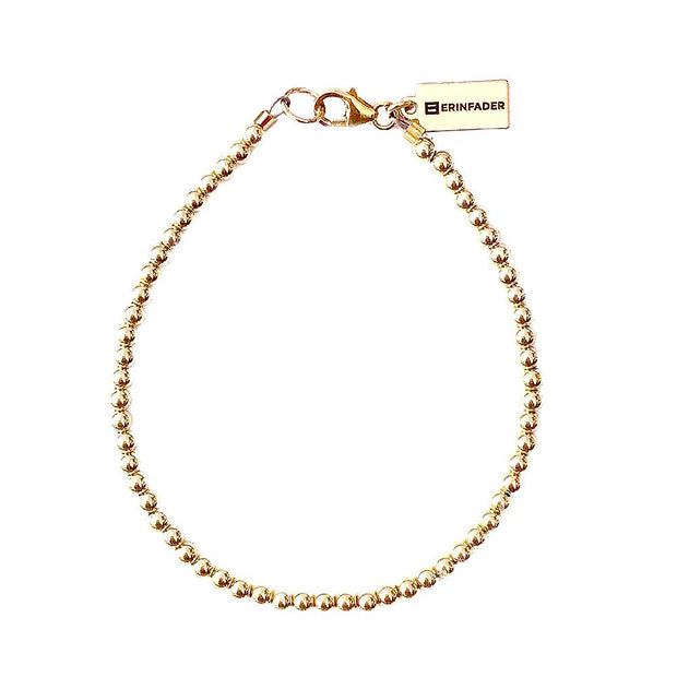 The Reese Bracelet by Erin Fader (Small - Gold Fill)