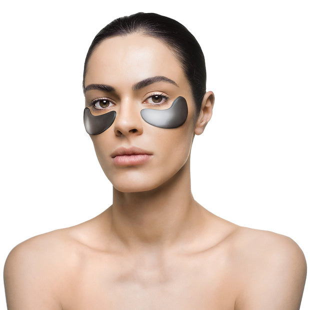 Black Pearl Detox Eye Mask - Single | Knesko
