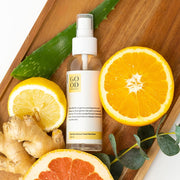 Herbal Infused Hand Sanitizer - Citrus | Good Essentials