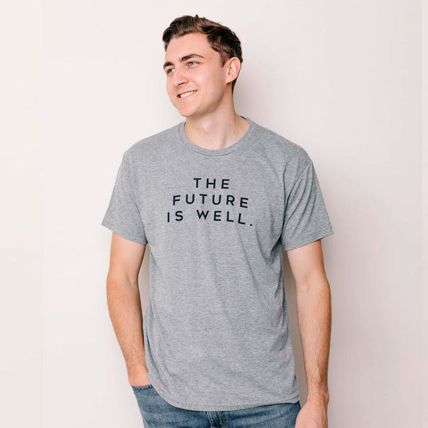 The Future is Well Unisex Shirt | Wellness Month