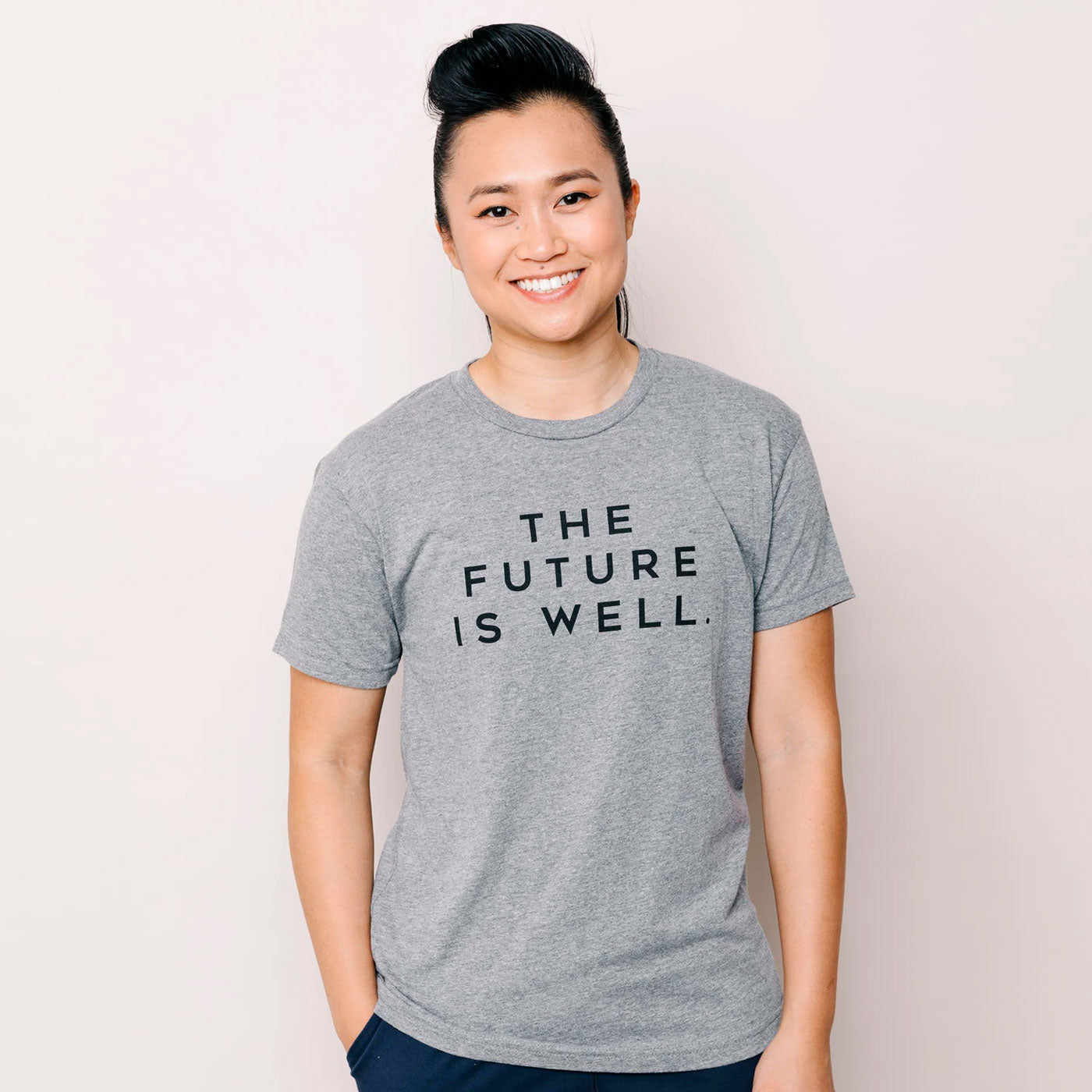 The Future is Well Unisex Shirt