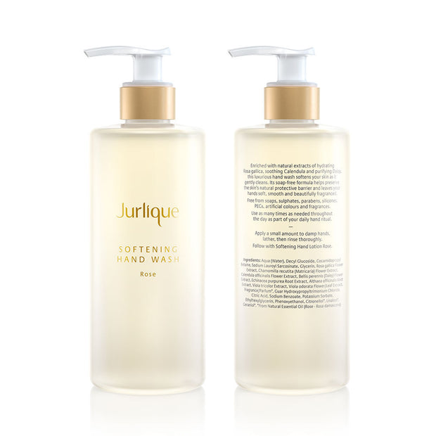 Softening Rose Hand Wash 300ml | Jurlique