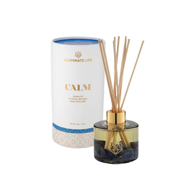 Calm Reed Diffuser | Aluminate Life