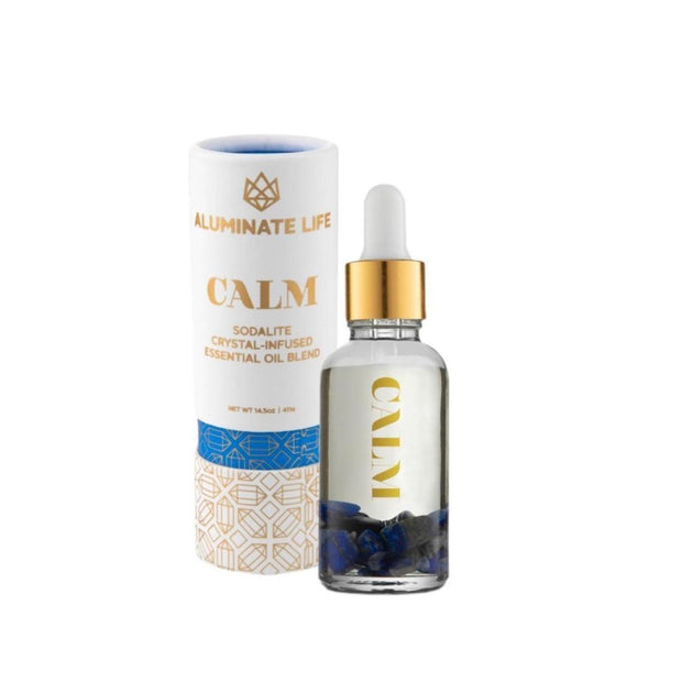 Calm Essential Oil Vial | Aluminate Life