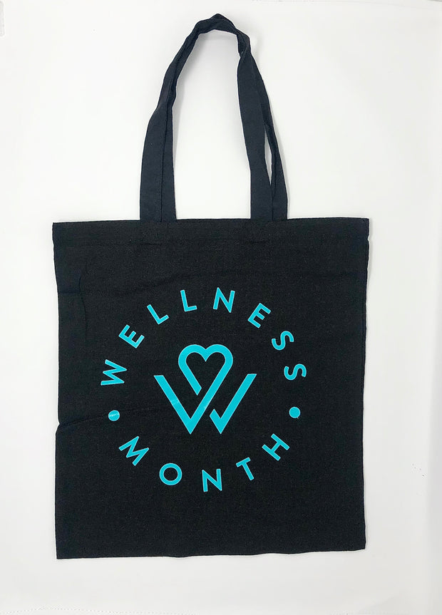 Wellness Month Tote Bag