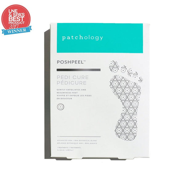 PoshPeel™ Pedi Cure | Patchology