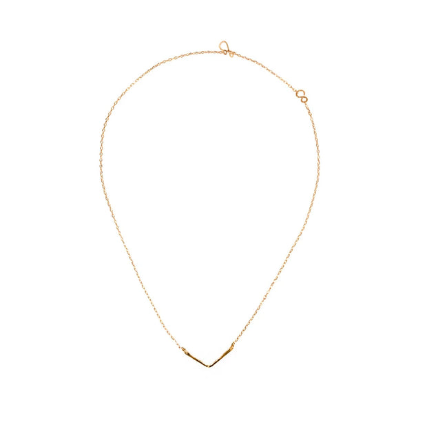 Journey Necklace (14K Gold) | Purpose Jewelry
