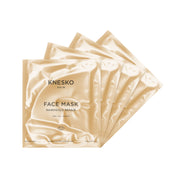 Nanogold Repair Face Mask - 4 Pack | Knesko