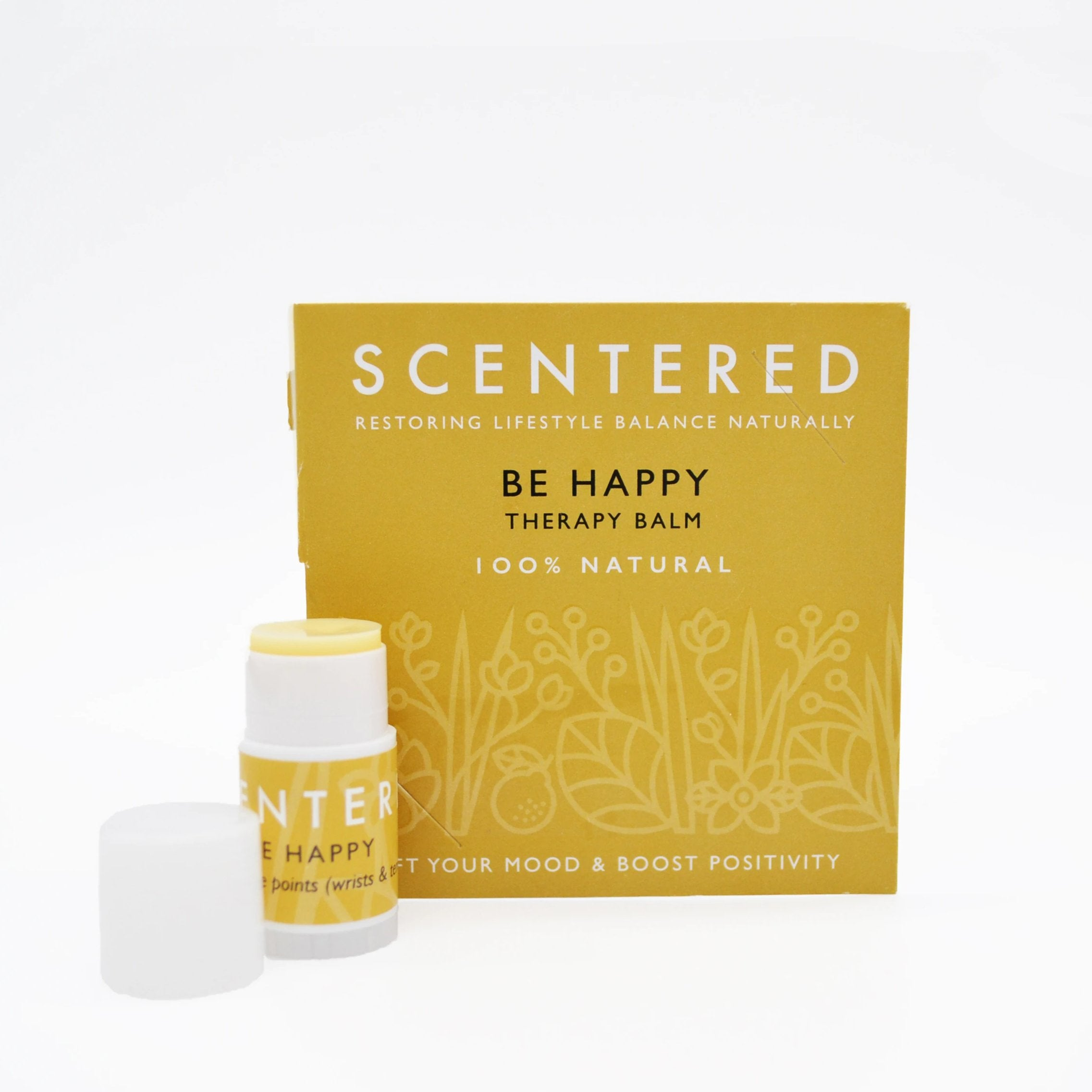 Be happy mini AROMATHERAPY BALM