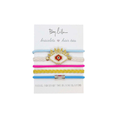 Ministacks Hair Ties - Chakra | By Lilla