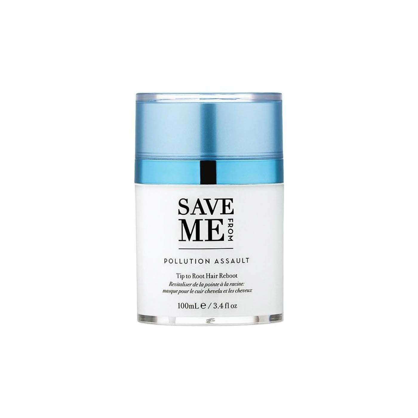 POLLUTION ASSAULT Tip to Root Hair Reboot 3.4 fl oz | Save Me From