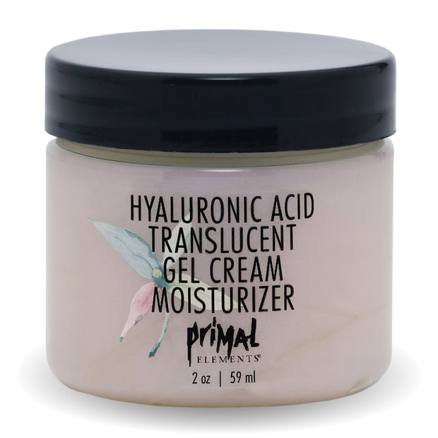 Hyaluronic Acid Translucent Gel Cream Moisturizer