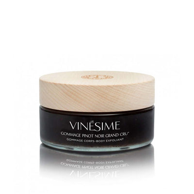 Pinot Noir Grand Cru Body Scrub | Vinesime