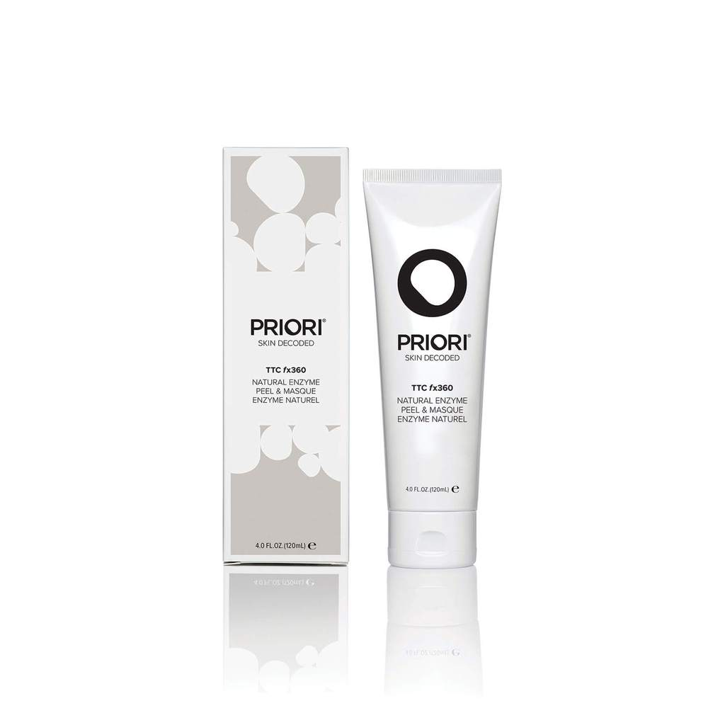 TTC fx360 - Natural Enzyme Peel & Mask | Priori Skincare