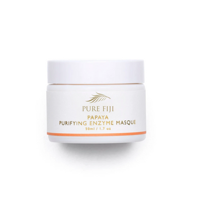 Papaya Purifying Enzyme Masque | Pure Fiji