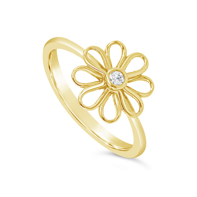 Wildflower Ring | Little Sparkles