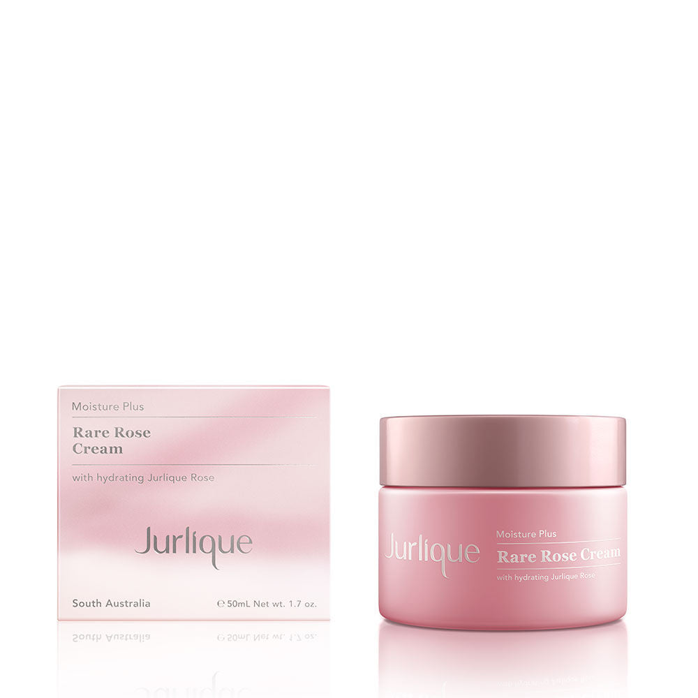 Moisture Plus Rare Rose Cream | Jurlique