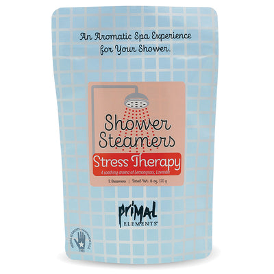 Stress Therapy Shower Steamer | Primal Elements
