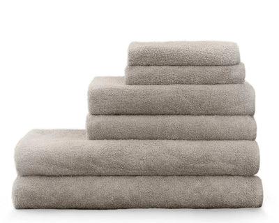 BAMBOO BATH TOWEL IN SAND