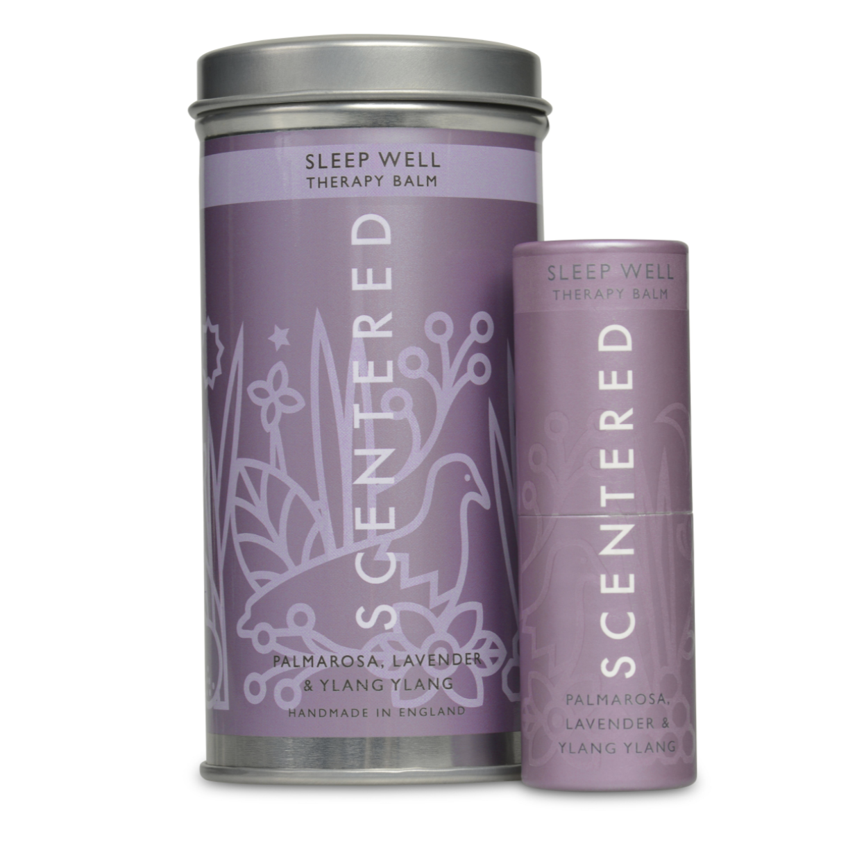 Sleep Well Therapy Balm | Scentered