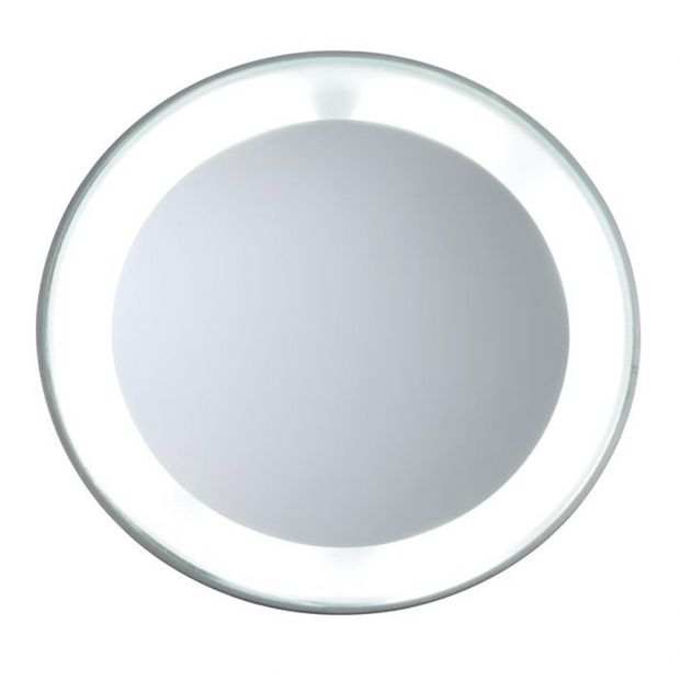 LED 15X Lighted Mirror | Tweezerman