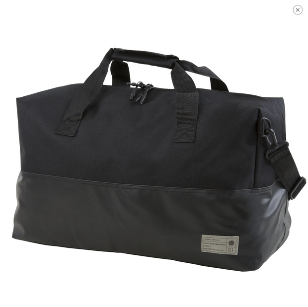 Limited Edition Live Love Spa Duffel Bag by Hex - Black with logo embroidery | Live Love Spa
