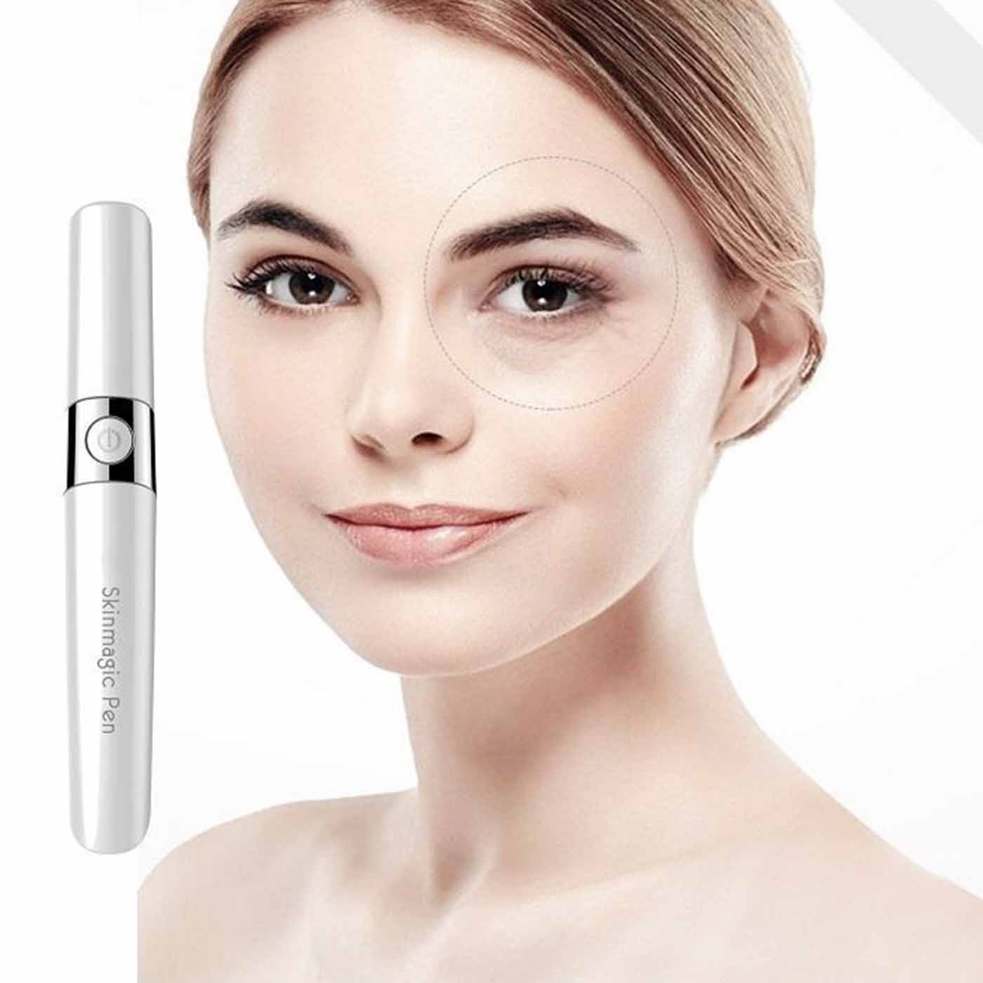 SkinMagic Pen with Sonic and LED for Eyes and Lips | Julie Lindh Skin Expert