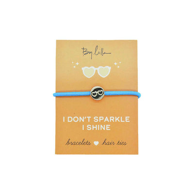 Sparkle & Shine Hair Tie | By Lilla