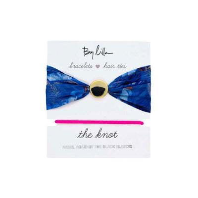 The Knot - Coral Reef - Hair Tie & Scarf