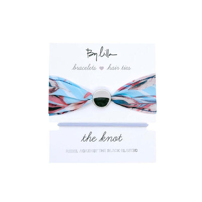 The Knot - Pink Skies - Hair Tie