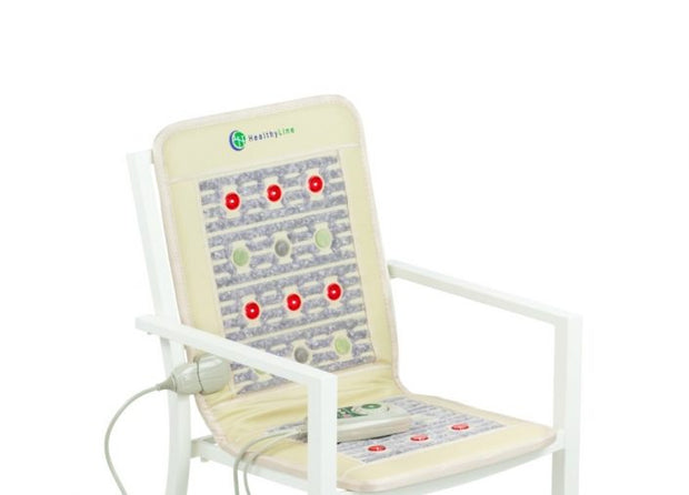 InfraMat Pro®  TAJ Chair 4018 Firm - Photon PEMF | HealthyLine